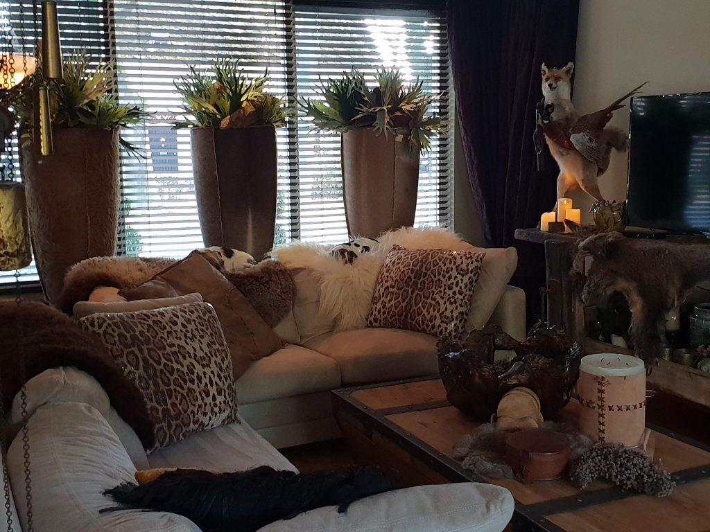 Angelique Zweegers sfeerstyliste aankleding woonkamer interieur