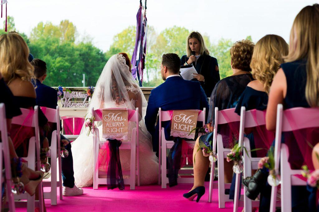 Angelique Zweegers sfeerstylist bruiloften aankleding stijl